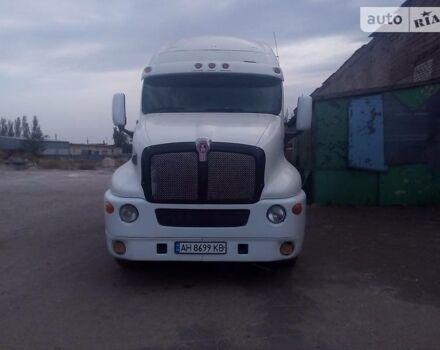 Белый Кенворт T2000, объемом двигателя 0 л и пробегом 1 тыс. км за 18000 $, фото 1 на Automoto.ua