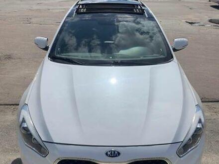 Білий Кіа Каденза, об'ємом двигуна 3.3 л та пробігом 168 тис. км за 16800 $, фото 1 на Automoto.ua