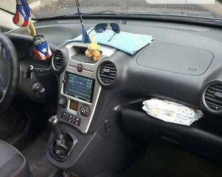 Сірий Кіа Каренс, об'ємом двигуна 2 л та пробігом 198 тис. км за 7000 $, фото 1 на Automoto.ua