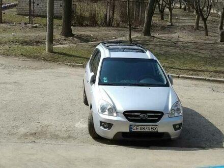 Серый Киа Каренс, объемом двигателя 2 л и пробегом 265 тыс. км за 6900 $, фото 1 на Automoto.ua