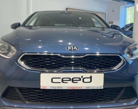 купить новое авто Киа Сид 2020 года от официального дилера Град Авто Киа фото