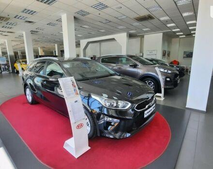 купить новое авто Киа Сид 2021 года от официального дилера Галичина-Авто Киа фото