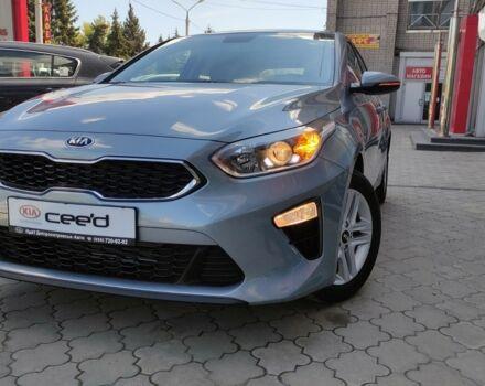 купити нове авто Кіа Сід 2021 року від офіційного дилера Днепропетровск-Авто Кіа фото