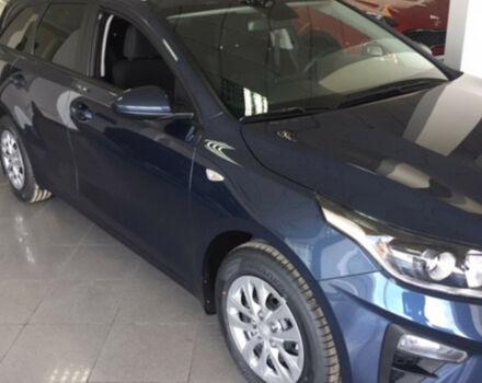 купити нове авто Кіа Сід 2021 року від офіційного дилера Харьков Авто Кіа фото