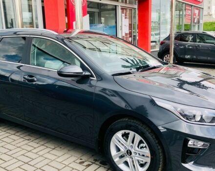 купить новое авто Киа Сид 2021 года от официального дилера Хмельниччина-Авто Киа фото