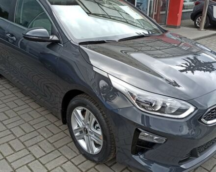 купити нове авто Кіа Сід 2021 року від офіційного дилера Хмельниччина-Авто Кіа фото