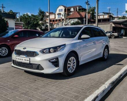 купить новое авто Киа Сид 2021 года от официального дилера «Одеса-АВТО» Киа фото