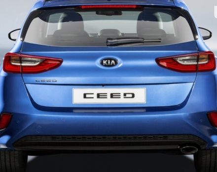 купить новое авто Киа Сид 2021 года от официального дилера СУМИ-АВТО Киа фото