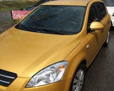 Апельсин Киа Cee'd, объемом двигателя 1.6 л и пробегом 160 тыс. км за 6850 $, фото 1 на Automoto.ua