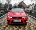 Красный Киа Черато, объемом двигателя 1.6 л и пробегом 211 тыс. км за 7899 $, фото 1 на Automoto.ua