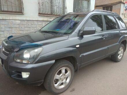 Серый Киа Другая, объемом двигателя 2 л и пробегом 330 тыс. км за 9500 $, фото 1 на Automoto.ua