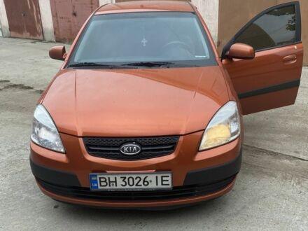 Оранжевый Киа Другая, объемом двигателя 1.4 л и пробегом 132 тыс. км за 6300 $, фото 1 на Automoto.ua