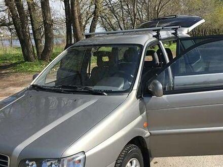 Серый Киа Джойс, объемом двигателя 2 л и пробегом 144 тыс. км за 4450 $, фото 1 на Automoto.ua