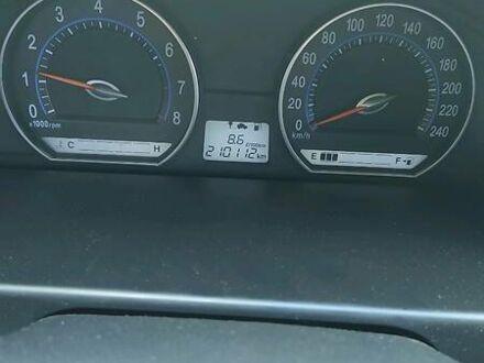 Бежевый Киа Маджентис, объемом двигателя 2 л и пробегом 210 тыс. км за 6500 $, фото 1 на Automoto.ua