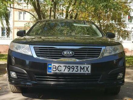 Черный Киа Маджентис, объемом двигателя 2 л и пробегом 88 тыс. км за 8100 $, фото 1 на Automoto.ua