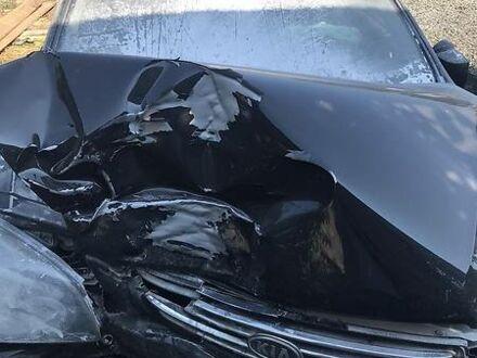 Черный Киа Маджентис, объемом двигателя 0 л и пробегом 335 тыс. км за 2500 $, фото 1 на Automoto.ua