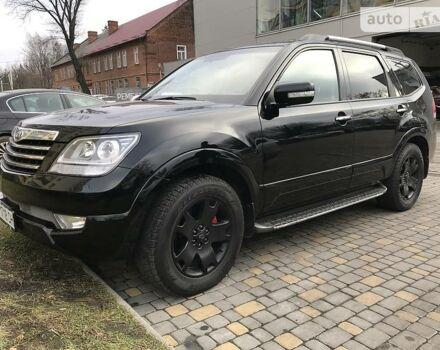 Чорний Кіа Мохаве, об'ємом двигуна 3 л та пробігом 180 тис. км за 16000 $, фото 1 на Automoto.ua