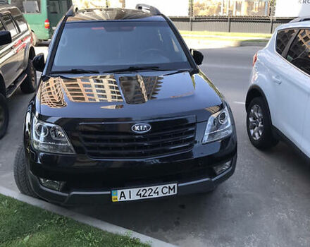 Черный Киа Мохаве, объемом двигателя 0 л и пробегом 160 тыс. км за 14800 $, фото 1 на Automoto.ua