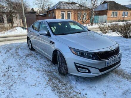 Серебряный Киа Оптима, объемом двигателя 2.5 л и пробегом 1 тыс. км за 11500 $, фото 1 на Automoto.ua