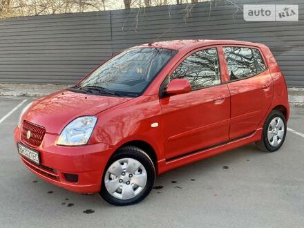 Червоний Кіа Піканто, об'ємом двигуна 1.2 л та пробігом 150 тис. км за 4800 $, фото 1 на Automoto.ua