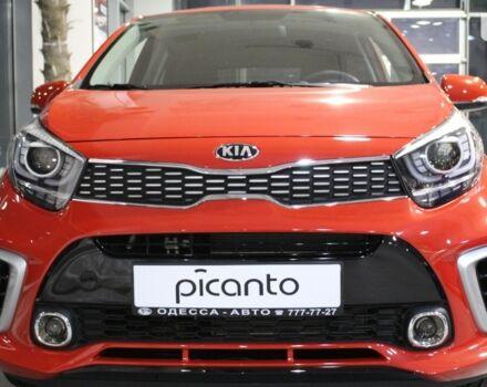 купить новое авто Киа Пиканто 2020 года от официального дилера «Одесса-АВТО» Киа фото
