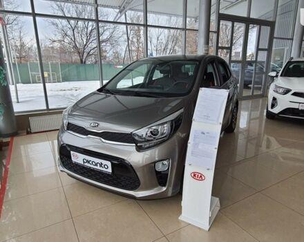 купить новое авто Киа Пиканто 2020 года от официального дилера СУМИ-АВТО Киа фото
