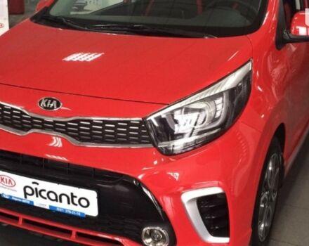 купити нове авто Кіа Піканто 2020 року від офіційного дилера Харьков Авто Кіа фото