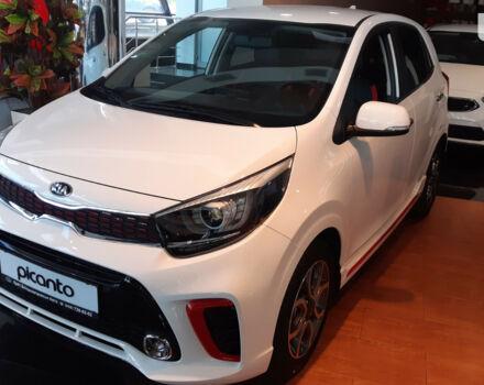 купить новое авто Киа Пиканто 2021 года от официального дилера Филиал Днепропетровск-авто KIA & Jeep Киа фото
