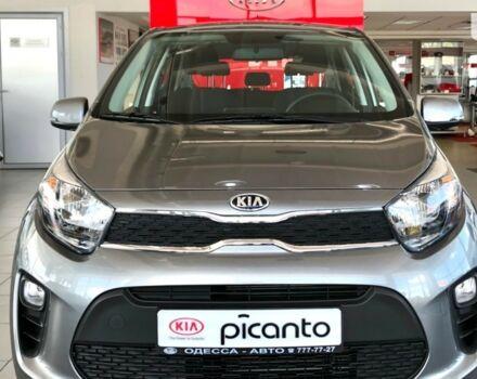 купить новое авто Киа Пиканто 2021 года от официального дилера «Одесса-АВТО» Киа фото
