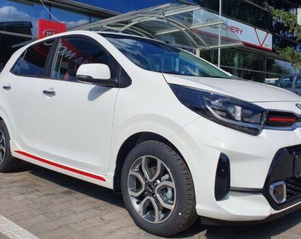 купити нове авто Кіа Піканто 2021 року від офіційного дилера Волинь-Авто Кіа фото