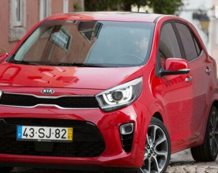 купить новое авто Киа Пиканто 2021 года от официального дилера Град Авто Киа фото