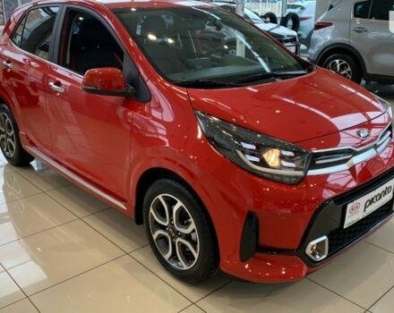 купить новое авто Киа Пиканто 2021 года от официального дилера Автосалон Фрунзе-Авто Киа фото