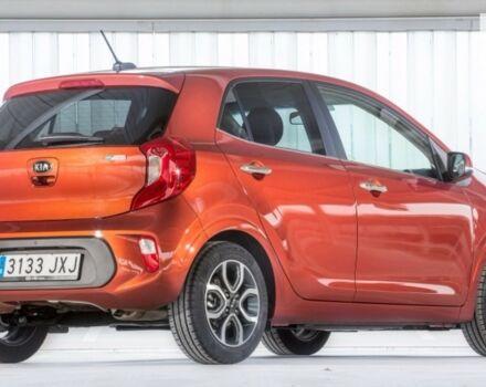 купити нове авто Кіа Піканто 2021 року від офіційного дилера Град Авто Кіа фото