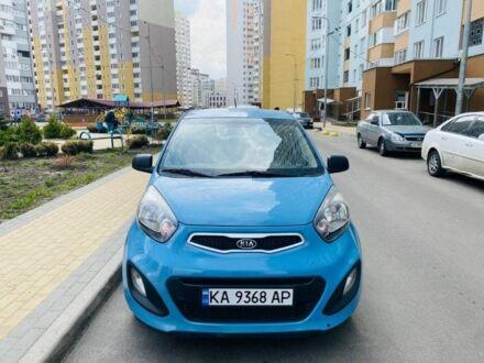 Синій Кіа Піканто, об'ємом двигуна 1 л та пробігом 91 тис. км за 6800 $, фото 1 на Automoto.ua