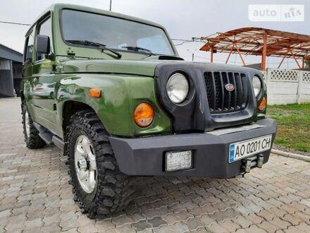 Зеленый Киа Ретона, объемом двигателя 2 л и пробегом 174 тыс. км за 8700 $, фото 1 на Automoto.ua