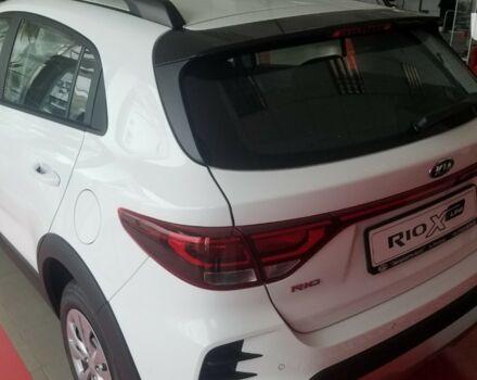 купить новое авто Киа Rio X-Line 2021 года от официального дилера ПРАТ «Закарпаття-АВТО» Киа фото