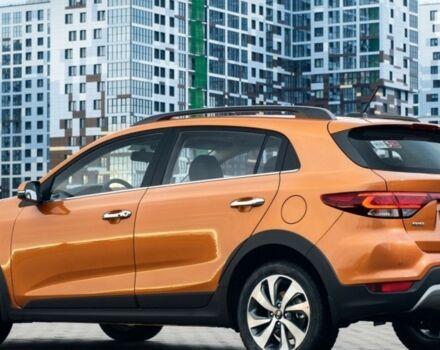 купить новое авто Киа Rio X-Line 2021 года от официального дилера СУМИ-АВТО Киа фото