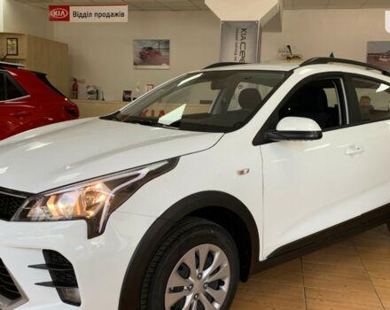 купить новое авто Киа Rio X-Line 2021 года от официального дилера Автомир Киа фото
