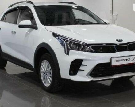 купить новое авто Киа Rio X-Line 2021 года от официального дилера Черкассы - Авто Киа фото