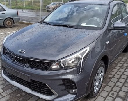 купить новое авто Киа Rio X-Line 2021 года от официального дилера Радар-сервис Киа фото