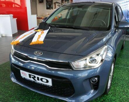 купить новое авто Киа Рио 2020 года от официального дилера «Одесса-АВТО» Киа фото