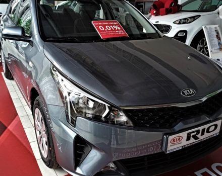 купить новое авто Киа Рио 2021 года от официального дилера Радар-сервис Киа фото