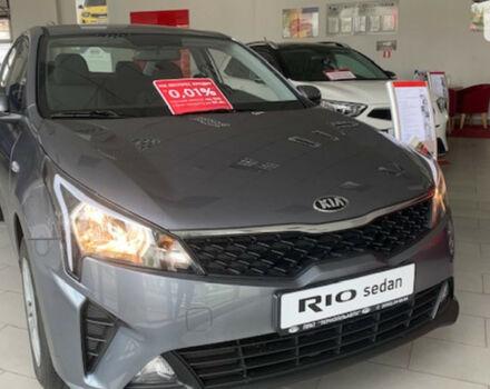 купити нове авто Кіа Ріо 2021 року від офіційного дилера ТернопільАВТО Кіа фото