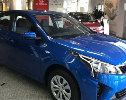 купить новое авто Киа Рио 2021 года от официального дилера Автоцентр КІА Киа фото