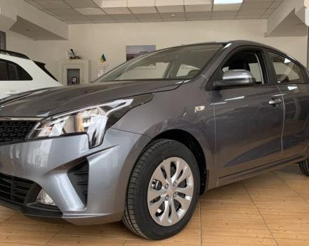купити нове авто Кіа Ріо 2021 року від офіційного дилера Автомир Кіа фото