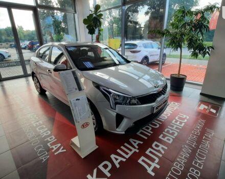 купити нове авто Кіа Ріо 2021 року від офіційного дилера Галичина-Авто Кіа фото