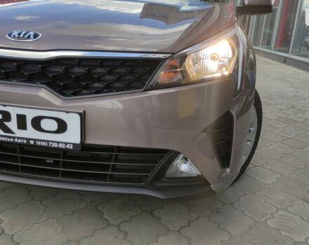купить новое авто Киа Рио 2021 года от официального дилера Днепропетровск-Авто Киа фото