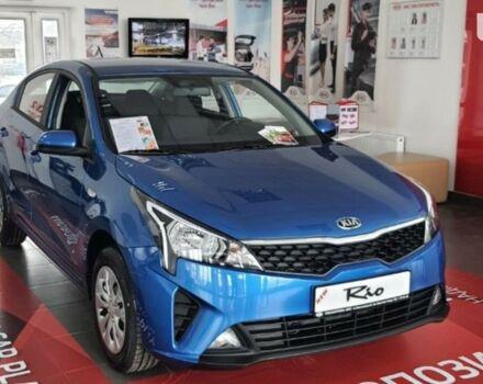 купити нове авто Кіа Ріо 2021 року від офіційного дилера Хмельниччина-Авто Кіа фото
