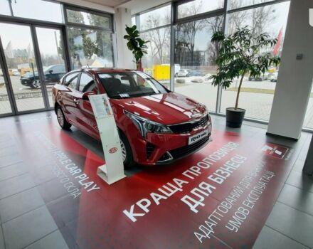 купить новое авто Киа Рио 2021 года от официального дилера Галичина-Авто Киа фото