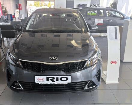 купити нове авто Кіа Ріо 2021 року від офіційного дилера Блиц Авто Кіа фото
